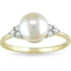 Pearl Ring, so pretty!