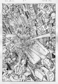 Gleidson Araujo: Avengers page 03