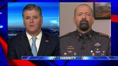 Milwaukee County Sheriff David Clarke said the two individuals suspected of raping a 14-year-old girl at a Maryland school are the latest examples of failed sanctuary city policies.