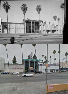6569 Van Nuys Blvd, Van Nuys, CA. 1955 & 2016