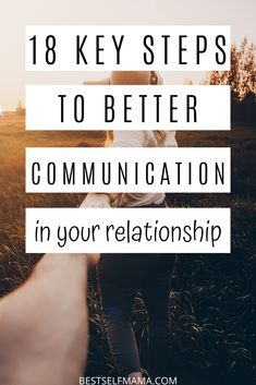 Lack of communication can easily be a marriage killer. On the flip side, healthy communication in marriage will work wonders. Check out these awesome tips that are sure to help you have better communication in your marriage starting today! Best Marriage Advice, Healthy Marriage, Marriage Goals, Happy Marriage, Communication In Marriage, Improve Communication, Strong Relationship, Relationship Advice