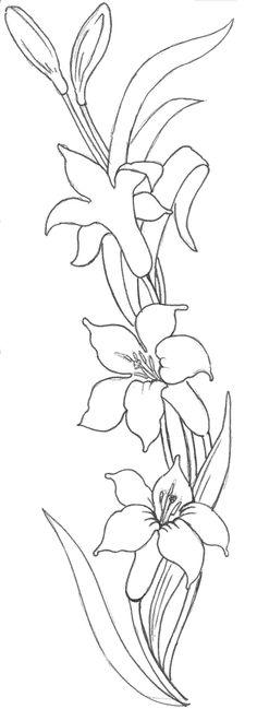 Mejores 70 imágenes de Flores para dibujar en Pinterest | Flowers to ...