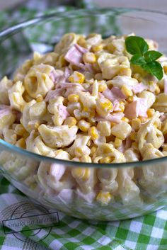 Sweet Recipes, Cake Recipes, Snack Recipes, Snacks, Tortellini, Polish Recipes, Appetisers, Prosciutto, Coleslaw