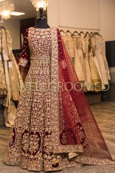 Shop Wellgroomed and our Bridal Anarkalis. Stunning Bridal Anarkalis shipped directly to your home. Shop Wellgroomed and our Bridal Anarkalis. Stunning Bridal Anarkalis shipped directly to your home. Asian Bridal Dresses, Asian Wedding Dress, Pakistani Wedding Outfits, Indian Bridal Outfits, Bridal Lehenga Choli, Pakistani Bridal Dresses, Pakistani Wedding Dresses, Bridal Anarkali Suits, Anarkali Gown