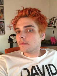 Gerard Way is going to be the death of me.