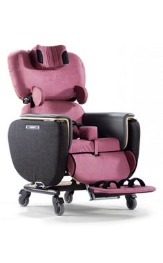 The Comfy Chair by Leckee looks like it can really keep a child with physical limitations comfortable and well supported :)
