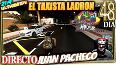 POP LIFE 4 Arma 3 #48 EL TAXISTA LADRON Gameplay Español 21:9