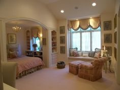 English style teens bedroom - Click image to find more Design Pinterest pins