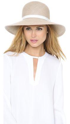 Rag  amp  Bone Wide Brim Beach Hat - ready for the beach! Stylish Hats 90c40401004c
