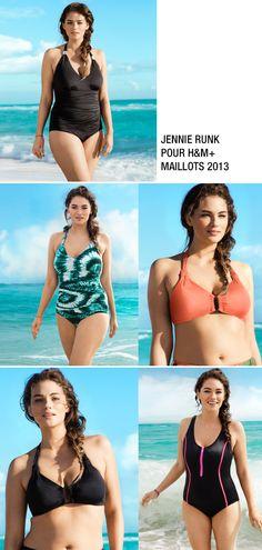 Le blog de Letilor: La polémique en carton sur la dernière campagne maillots H + avec Jennie Runk