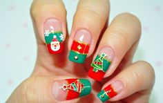 Holiday nail arts are a popular trend these days. When it comes to holidays like Christmas, New Year, or even Easter, it's a sweet gesture to sport relative nail arts on to the nails signifying the holiday season. You can give a try to create a few holiday inspired nail arts like the ones below. [...]