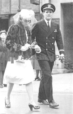 Kick and Joe Jr. on the way to kick's wedding ❤❁♛❤✾❤✾❤❁❤❃❤❁♛❤❁ http://en.wikipedia.org/wiki/Kathleen_Cavendish,_Marchioness_of_Hartington    http://www.findagrave.com/cgi-bin/fg.cgi?page=gr&GRid=3491     http://en.wikipedia.org/wiki/Kennedy_family
