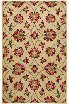 Sophia Area Rug - Wool Rug - Wool Area Rugs - Hand-tufted Wool Rugs | HomeDecorators.com