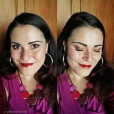 Oggi avevo bisogno di rosso e di fucsia di forza e di allegria. Vi capitano giorni così?  Quello che ho sulle labbra è il bellissimo Dubonnet di @maccosmeticsitalia un colore splendido un rossetto cremoso lucido che non passa inosservato  #FOTD #faceoftheday #appuntidimakeup #igers #igersitalia #ibblogger #bblogger #igersroma #love #picoftheday #photooftheday #amazing #smile #instadaily #followme #instacool #instagood http://ift.tt/2qw6En7