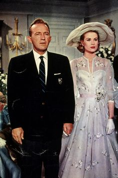 Grace Kelly was naturally beautiful, but that wasn't all. She was Hollywood royalty, and a princess in real-life, too. She was an Academy Award-winning actress, a global fashion icon and the epitome of style, elegance and charm. Working with the best clothing designers, directors, and co-stars in the land, she wore some of the most breathtaking on-screen outfits of all time. We chart 10 of the best here...