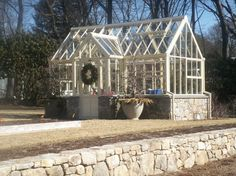 Victorian Greenhouses - traditional - greenhouses - boston - Hartley Botanic Inc.