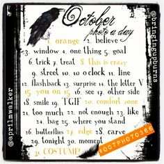 {live.a.life.of.love}: October photo challenge