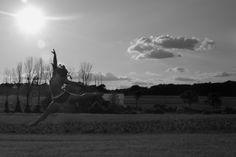 Leap for the sun! : Dance Portrait: Strawberry Snails Photography: Pittsburgh, PA Portrait Photographer