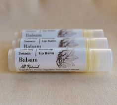 Balsam Rosehip Lip Balm all natural - $4.25