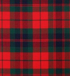 Fraser Clan Modern Tartan. Strome Heavy Weight Fabric from Lochcarron of Scotland, sold by the metre. 500-515gm per linear metre 138 cm wide. . . Sold by TartanPlusTweed.com A family owned kilt and gift shop in the Scottish Borders