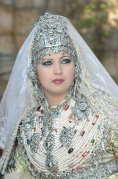 Moroccan Bride, Chadda Tetouani