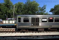 RailPictures.Net Photo: CTA 2346 Chicago Transit Authority Budd 2200 Series at Evanston, Illinois by Kevin The Krazy 1