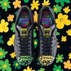 sports shoes d84c9 184fa Nieuwe Collectie Pharrell Williams x Adidas Supershell - Alta Moda