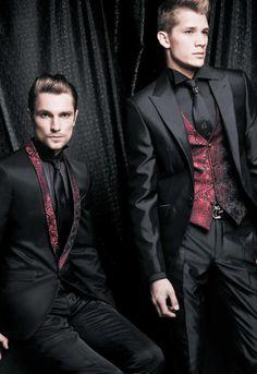 Modern Mafia Looks : Carlo Pignatelli Spring 2011