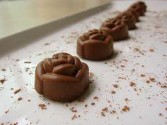 Raw Food Recipe: Chocolate Lucuma Ganache Rose Buds | Tera Warner's Blog: Inspiring women to communicate with confidence and achieve vibrant health.