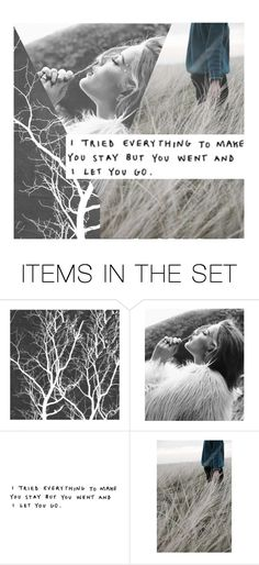 """I let you go..."" by xminaj ❤ liked on Polyvore featuring art"