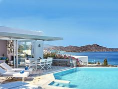 Holiday home for 4 persons in Elounda Hotels And Resorts, Best Hotels, Santorini, Glamping, Naxos, Hotel Villas, Fine Hotels, Luxury Accommodation, Tour Operator