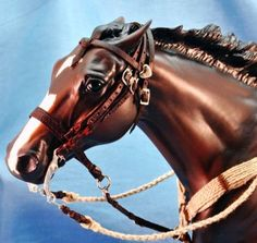 Browse Art - DeviantArt Breyer Horse Bridle