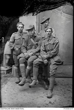 Lost diggers of Vignacourt, Australian soldiers WWI.