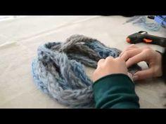 Questo video mostra come realizzare un tubolare con il solo uso delle dita, con il quale è possibile realizzare collane o scaldacollo. Mandatemi le foro dell...