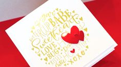 Easy Gold Foil (with Laminator)