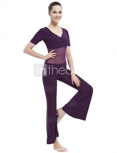 dancewear Kristall Baumwolle Bauch Hose Outfit für Damen mehr Farben 2015 – €14.24