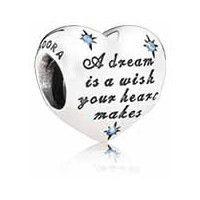 Pandora Jewelry, Cinderella's Dream, $55