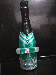 Декор бутылок Черкесск 89094957717