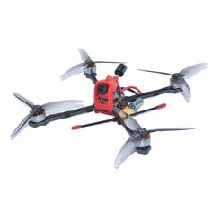 AuroraRC Funny5 (Without Receiver) - US$249.99 5 Inch 210mm 3-6S ToothPick FPV Racing Drone PNP/BNF with TBS UNIFY PRO32 Nano VTX Caddx RATEL2 Cam 1606 Motor F411 AIO FC 35A ESC - Without Receiver #FPV #Racing #Toothpick #Quadcopter #drone #AuroraRC #Funny5 #дрон #квадрокоптер #banggood #sale #скидка 1835380 Quadcopter Drone, Bnf, Racing, Running, Auto Racing