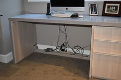 California Closets, Desk, Furniture, Home Decor, Desktop, Decoration Home, Room Decor, Table Desk, Home Furnishings