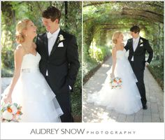 Capturing a joyful moment... Congratulations to this Anne Barge bride!!