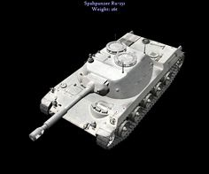Built by Hanomag this light tank project was born roughly at the same time as the Leopard I and was aimed at replacing the M41 Walker Bulldog in service and provide a cheaper tank able to deal with Soviet armour, specialized for armed reconnaissance.