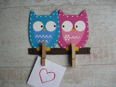 owls - diy project