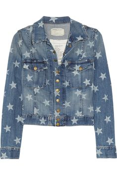 I've been yearning for a new denim jacket!