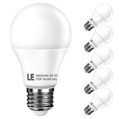 Spectacular Sale Preis LE W E A LED Lampen Ersatz f r W Gl hlampen lm