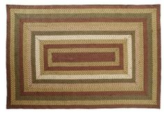 """Tea Cabin Jute Rug Rectanglar 72x108"""" by Victorian Heart. $239.95. Product measurements and additional details listed in title and/or Product Description below.. Extensive line of matching items and accessories available! (Search by Collection name). High end quality and workmanship!. All cloth items in our collections are 100% preshrunk cotton. All braided items (like rugs, baskets, etc.) are 100% jute. See Product Description below for more details!. Constructed of ..."""