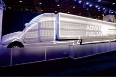 Navistar worked with Freeman to debut the new Loadstar truck at the 2012 Mid-A...