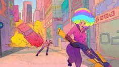 The Disco Dazzlers, Neopolis coming soon to PC & PS4
