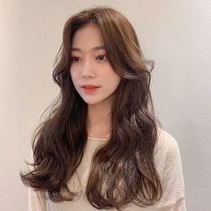 그레이스펌 Curtain Bangs, Style Hair, Hair Inspo, Color Trends, Hair Color, Hair Beauty, Angel, Hairstyles, Long Hair Styles