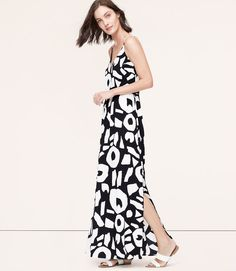 Thumbnail Image of Primary Image of Tall Bedrock Maxi Dress